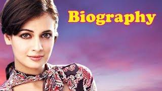 Dia Mirza - Biography