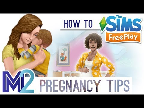 Sims FreePlay - How Pregnancy Works (Early Access)