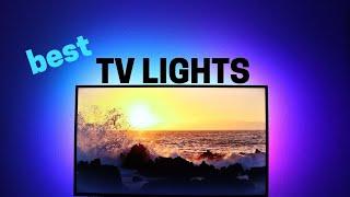 Ultimate TV Light Strips Comparison: LEDs Galore