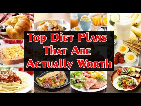 Top Diet Plans That Are Actually Worth