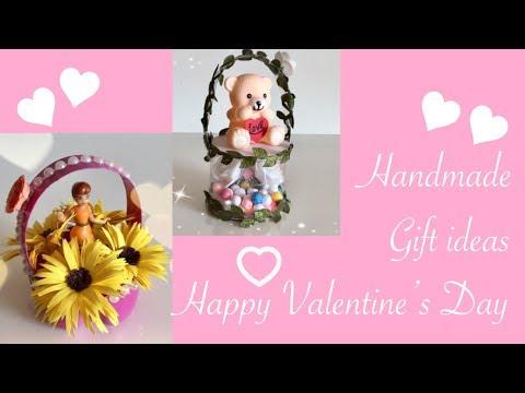 DIY : Valentine's Day Handmade Gift And Card Ideas 2018 / Love Cards And Showpiece   Priti Sharma