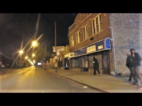 DETROIT VS CHICAGO WORST HOOD SCENES COMPILATION