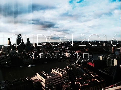 LONDON 2016 | Mike Colver-Smith