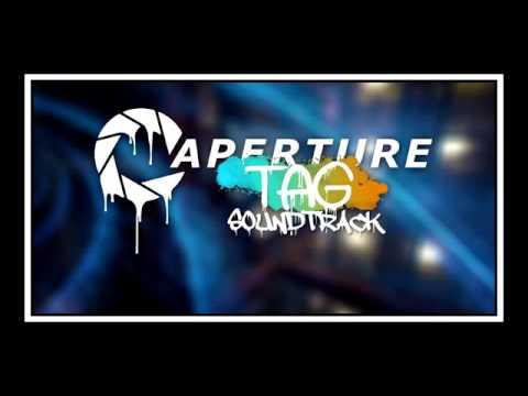 Aperture Tag Soundtrack-Sterilized Environs