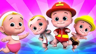 Lima Bayi Kecil   lagu untuk anak-anak   sajak anak-anak   Five Little Babies   Kids Tv Indonesia