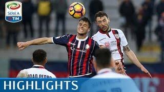 Crotone - Cagliari - 1-2 - Highlights - Giornata 26 - Serie A TIM 2016/17