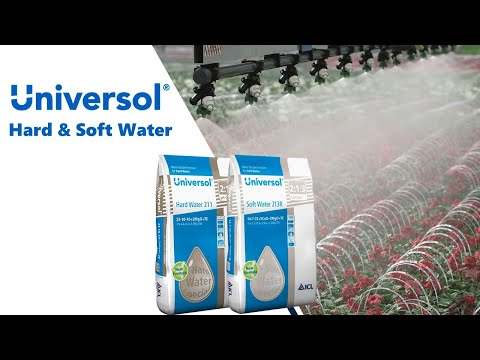 ICL   Product Films   Universal Hard and Soft Water