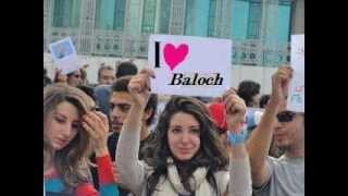 Baloch Of Around The World 5 Balochi Songs Clip Of 5 Countries