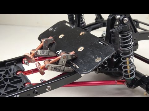 $5 SCX10 Battery Relocation HOW TO--Axial Battery Tray Mod Tutorial