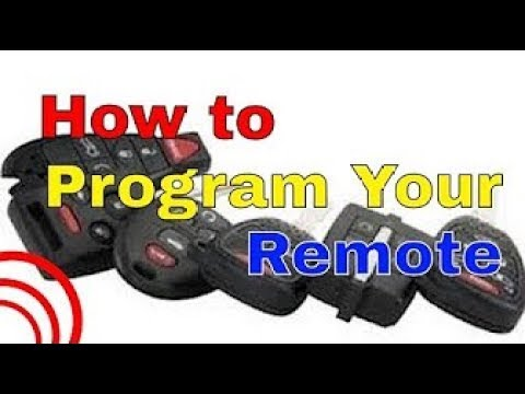 97 - 04 Buick Regal Factory Remote Programming How To