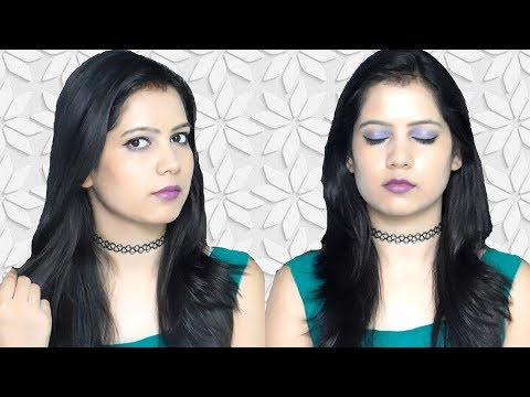 Bold Night Party Makeup Look||How To Get Party Night Look||Night Party Makeup|| TipsToTop By Shalini