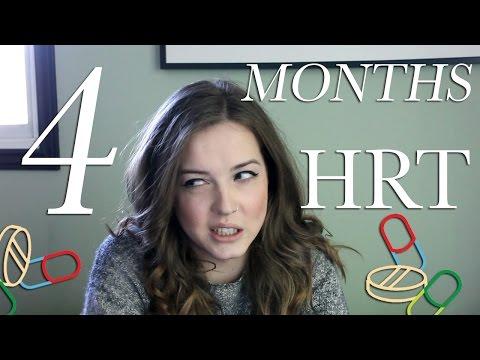 Transgender Vlog #8: 4 Months HRT