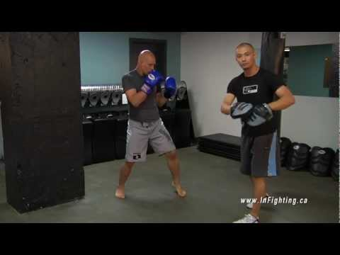 Boxing Basics: How to Use Focus Mitts to Train Punching Combinations