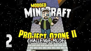Minecraft: Project Ozone 2 | What the GIANT CHANCE Cube is