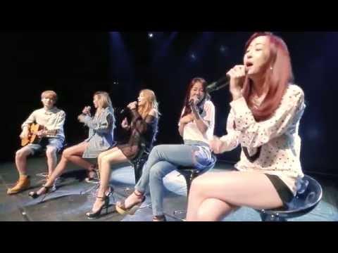 SISTAR(씨스타) - Touch my body(터치마이바디) Acoustic Ver.