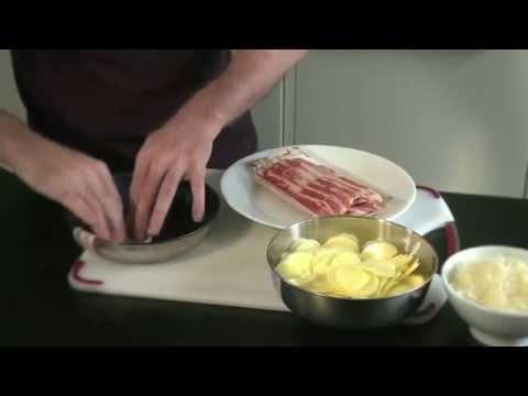 Albert Bartlett Potatoes, Bacon & Cheese Pie