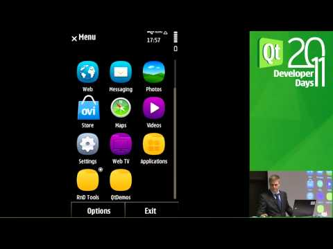 Qt DevDays 2011, Qt Apps with Nokia - Design, Develop, Distribute 6/7 - Demo Implementation