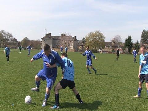 Eight Goal Thriller in this exciting Sunday football league match Vs AC Denham