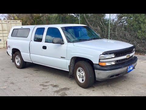 Chevrolet Silverado Truck Review 1999-2007