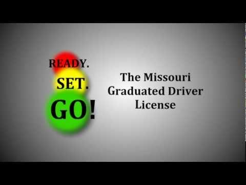 Missouri Graduated Driver License Law