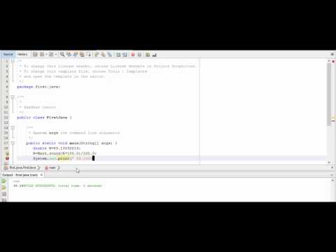 How to round a double number to 2 decimal digits in Java? - rounding in java