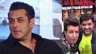 Salman Khan shares an emotional post | Team Arjun Patiala meets Kapil Sharma and more