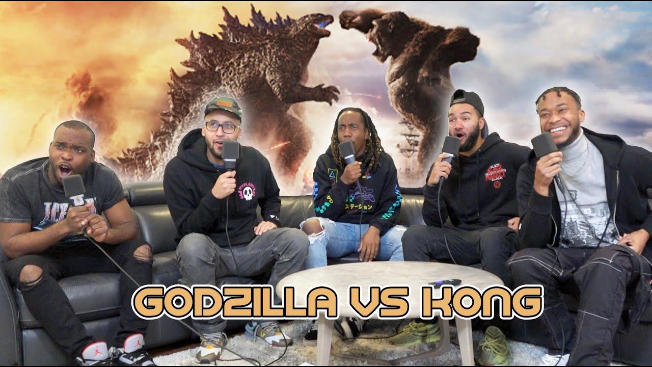 Godzilla vs Kong – Official Trailer Reaction/Review