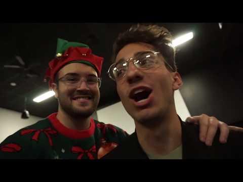 CHURCH CHRISTMAS PARTY! // Vlogmas Ep. 21