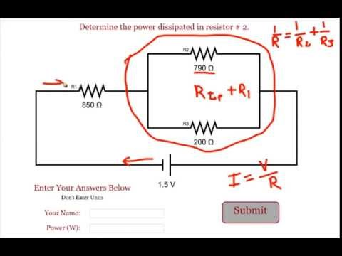 Parallel in Series Circuit