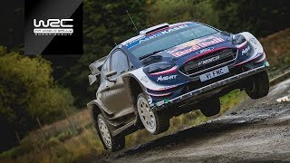 WRC - Dayinsure Wales Rally GB 2018 / M-Sport Ford WRT: Saturday