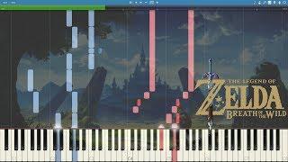 Hyrule Castle Piano Arrangement - The Legend of Zelda BOTW