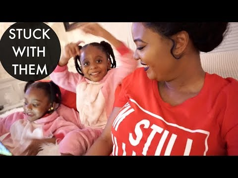 OmaLifeBehindTheCam ►► VLOG #6 - STUCK WITH THEM + OUR WEEK IN RECAP | OMABELLETV