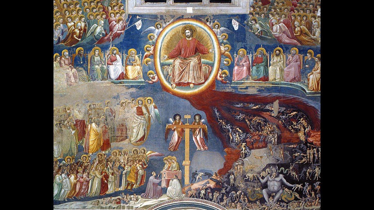 Giotto, Arena (Scrovegni) Chapel (part 4)