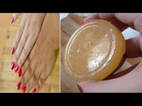 Homemade Rice flour Soap Skin Whitening, Removes suntan, dark spots, pimples