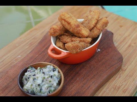 Fish Fingers | Chef's Day Out | Chef Anupa | Sanjeev Kapoor Khazana
