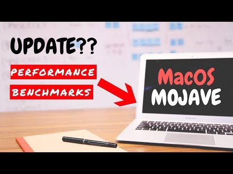 macOS MOJAVE on Macbook Air (Mojave 10.14 STABLE) | Should you update?