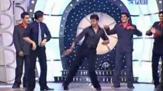 shahrukh dance with Sreesant