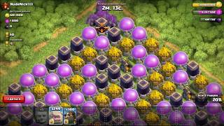 COC New Mod Server For Android Unlimited Everything 2017