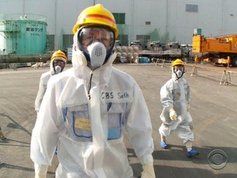 Inside Fukushima: Radiation cleanup could take decades