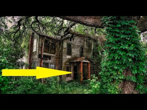 4 Top Creepiest Abandoned Places in Americas