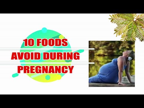 10 FOODS TO BE AVOID IN PREGNANCY WITH REASONS BY NITYANANDAM SHREE