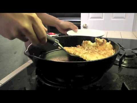 How to Make Hash Browns - Cast Iron Cooking