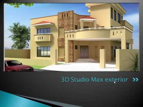 3Ds Max Tutorial 1 Introduction to 3d max  Interface in urdu