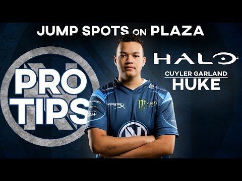 EnVy Pro Tips - Huke - Jump Spots on Plaza