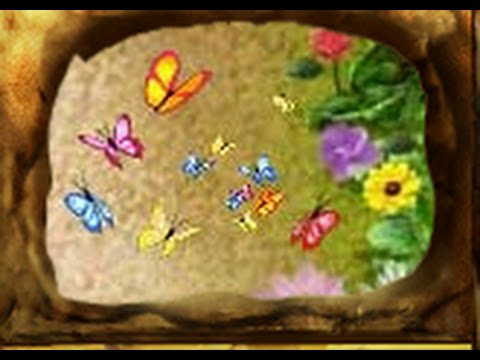 Virtual Villagers 1 Puzzles/Milestones Guide: #14 The Butterflies