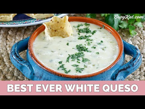 White Queso - Tex Mex Style