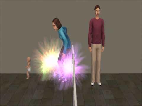 Sims 2- How to make a teen sim pregnant