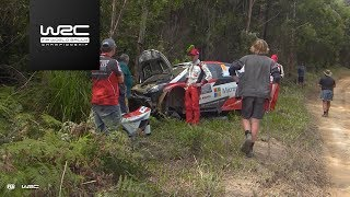 WRC - Kennards Hire Rally Australia 2017: Top 5 Highlights