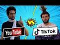 Youtube Vs Tiktok Funcho