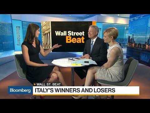 Italy Market Turmoil: Winners and Loses